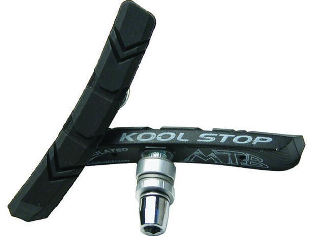 Kool Stop MTB Remblok & Remschoen, black